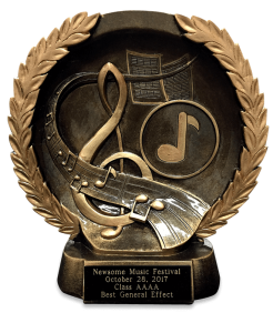 Plant HS Band Newsome Awards – Best General Effect