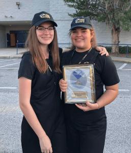 Plant HS Band Awards – FBA Superior